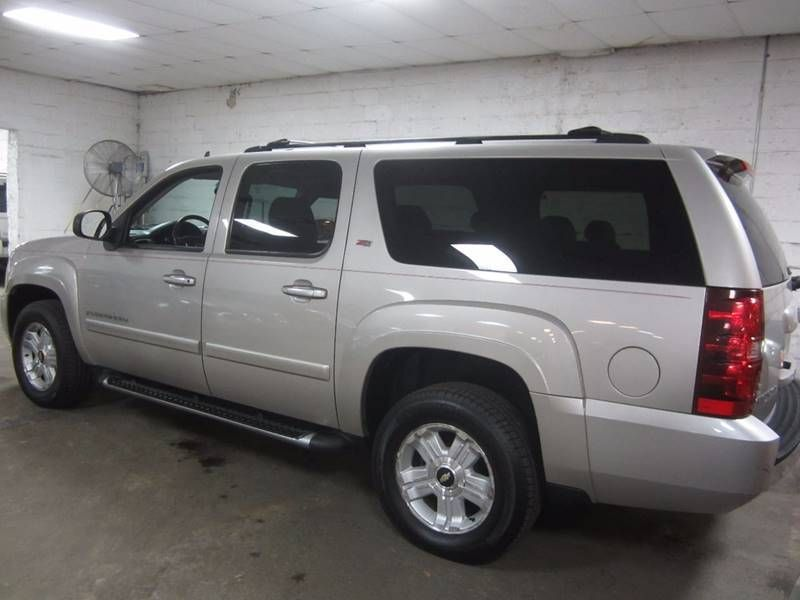 2007 used chevrolet suburban lt 4x4 1500 luxury at contact us serving cherry hill nj iid. Black Bedroom Furniture Sets. Home Design Ideas