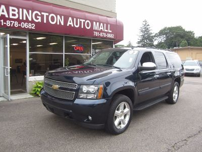 2007 Chevrolet Suburban  LTZ  - Click to see full-size photo viewer