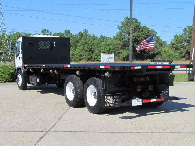 2007 used chevrolet t8500 flatbed dump at texas truck center serving houston tx iid 12899647. Black Bedroom Furniture Sets. Home Design Ideas