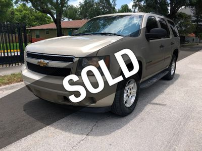 2007 Chevrolet Tahoe 2WD 4dr 1500 LS SUV
