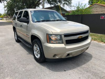 2007 Chevrolet Tahoe 2WD 4dr 1500 LS - Click to see full-size photo viewer