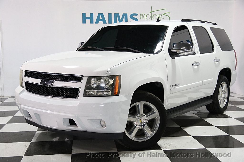 2007 Used Chevrolet Tahoe 2wd 4dr 1500 Ltz At Haims Motors Serving
