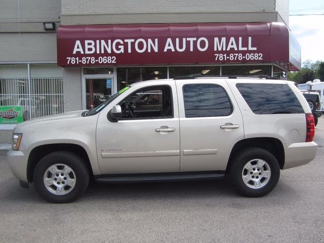 Used Chevy Tahoe >> 2007 Used Chevrolet Tahoe 4WD 4dr 1500 LT at Abington Auto Mall, IID 15350975