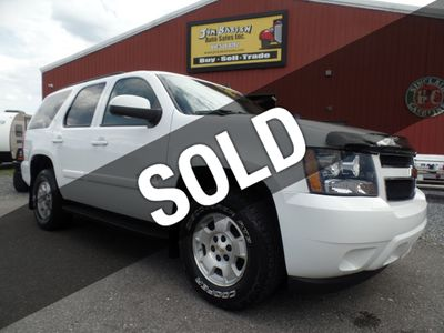 2007 Chevrolet Tahoe 4WD 4dr 1500 LT SUV