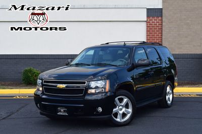 2007 Chevrolet Tahoe 4WD 4dr 1500 LTZ SUV
