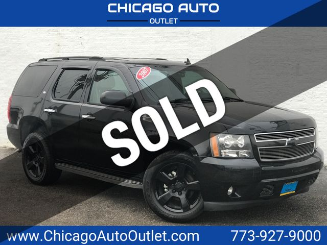 2007 Chevrolet Tahoe Ltz >> 2007 Used Chevrolet Tahoe 4wd 4dr 1500 Ltz Regency At Chicago Auto Outlet Il Iid 19733759