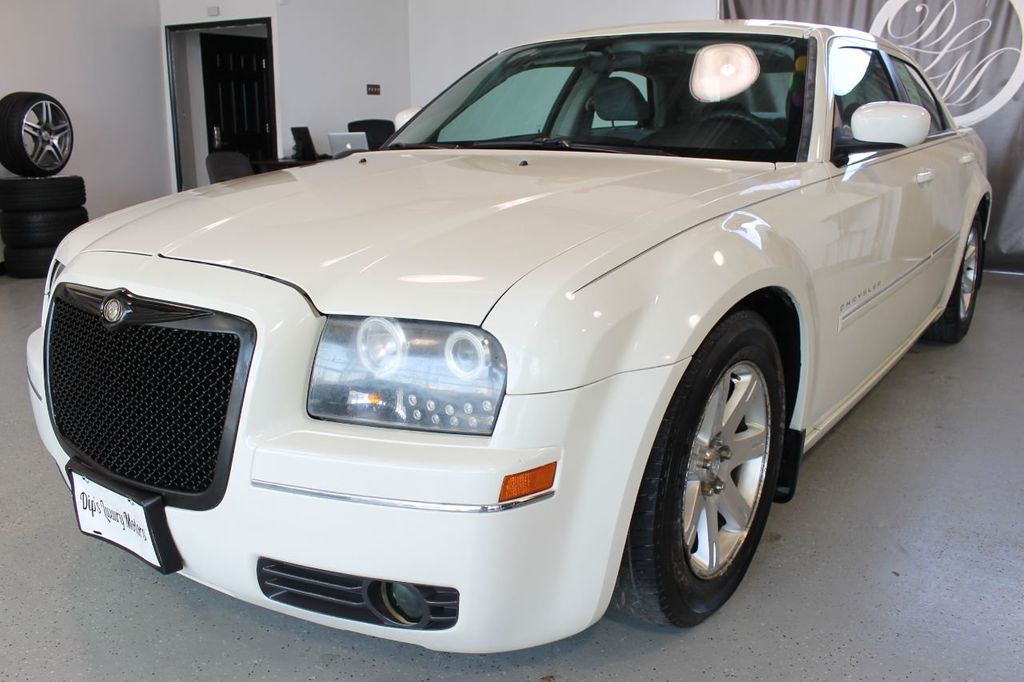 2007 Used Chrysler 300 Touring At Dip S Luxury Motors Serving Elizabeth Nj Iid 14945815