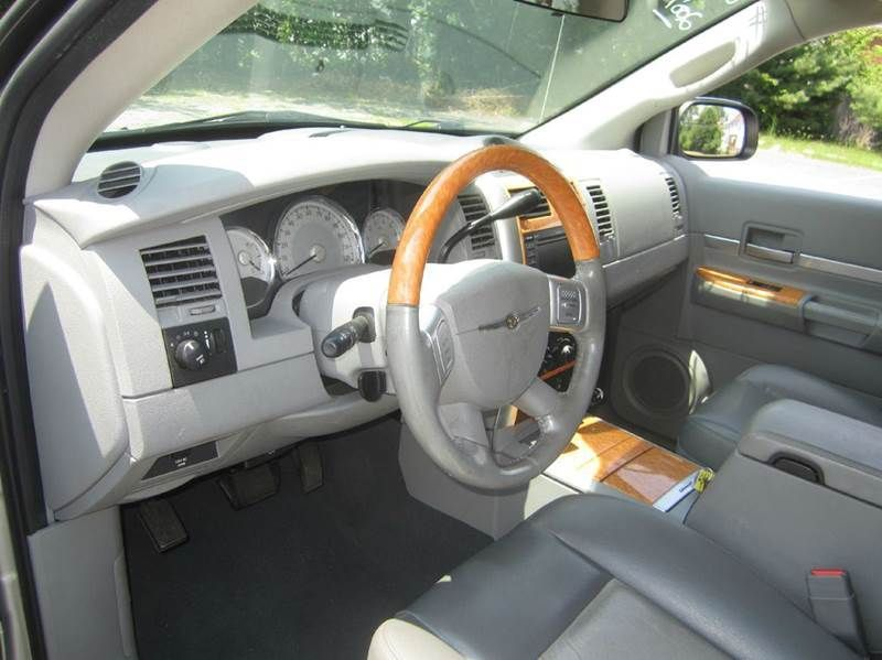 2007 Used Chrysler Aspen 4x4 Limited At Contact Us Serving Cherry