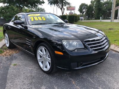 2007 Chrysler Crossfire 2dr Coupe