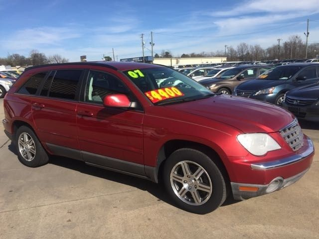 2007 Chrysler Pacifica 4dr Wagon Touring FWD - 18479942 - 2