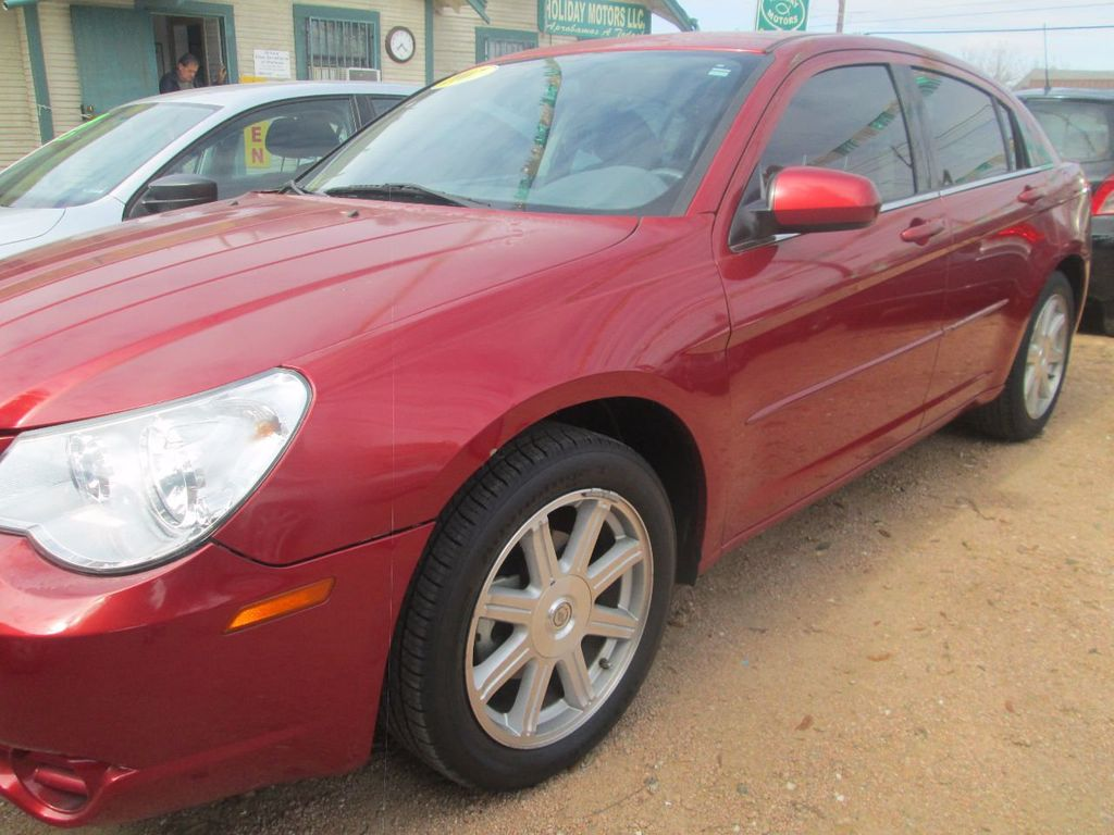 2007 Chrysler Sebring Sdn 4dr Touring Sedan - 1C3LC56R27N558974 - 0