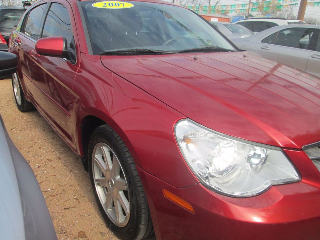 2007 Chrysler Sebring Sdn 4dr Touring Sedan - 1C3LC56R27N558974 - 4