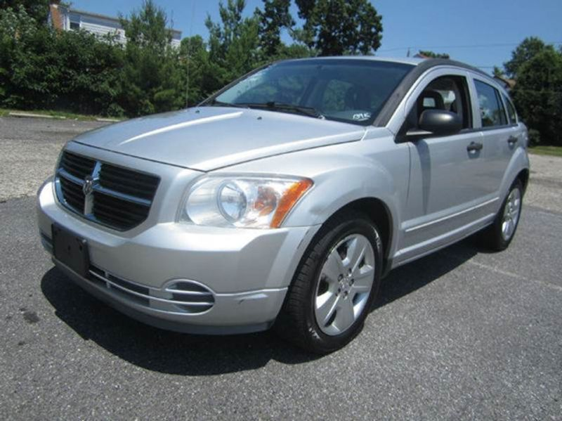 2007 used dodge caliber sxt auto at contact us serving. Black Bedroom Furniture Sets. Home Design Ideas