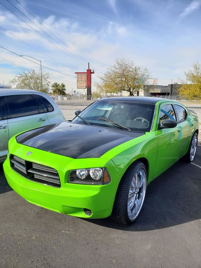 2007 Dodge Charger 4dr Sedan 4-Speed Automatic RWD - 18369573 - 0