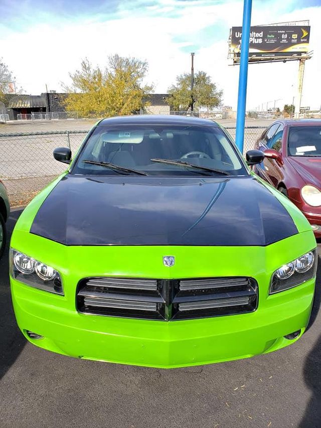 2007 Dodge Charger 4dr Sedan 4-Speed Automatic RWD - 18369573 - 1