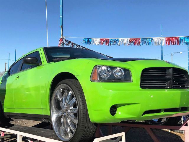 2007 Dodge Charger 4dr Sedan 4-Speed Automatic RWD - 18369573 - 3