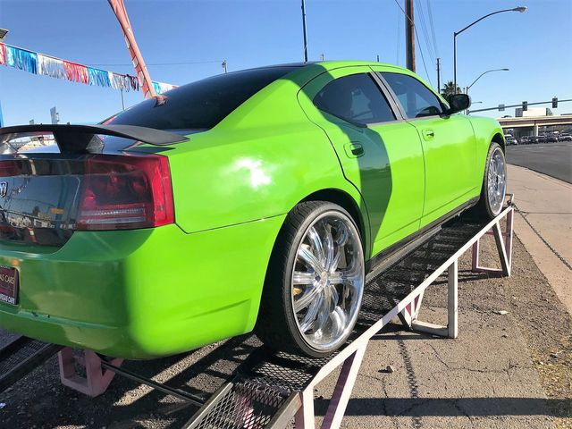 2007 Dodge Charger 4dr Sedan 4-Speed Automatic RWD - 18369573 - 4