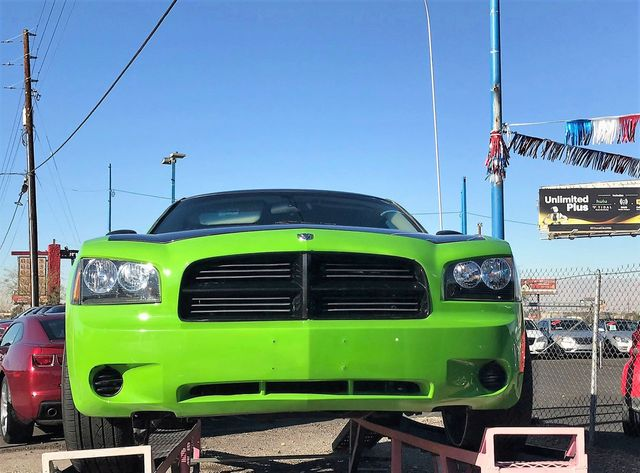 2007 Dodge Charger 4dr Sedan 4-Speed Automatic RWD - 18369573 - 5