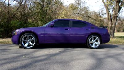 2007 Dodge Charger R/T DAYTONA Sedan