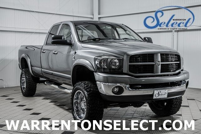 Lifted Dodge Ram >> 2007 Used Dodge Ram 2500 Big Horn Lifted At Country Diesels Serving