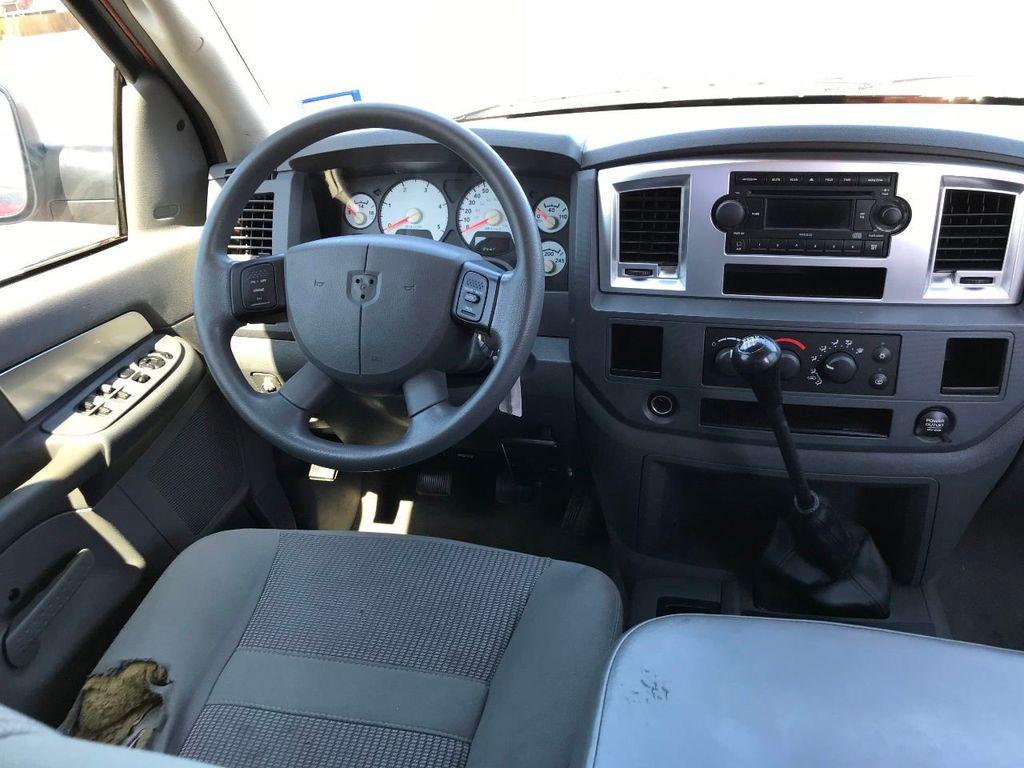 2007 Used Dodge Ram 2500 Cummins Diesel 59 I6 At Best Choice Motors Rear Bumper 17681662 8