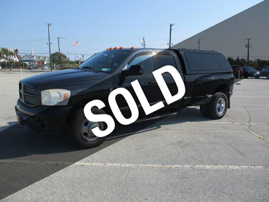 2007 Used Dodge Ram 3500 4wd Mega Cab 160 5 Drw Slt At Webe Autos Serving Long Island Ny Iid 20239382