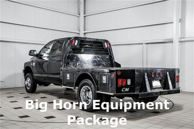 2007 dodge ram 3500 big horn drw flatbed - 16566060 - 4