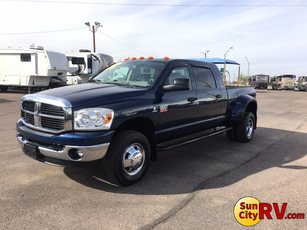 2007 dodge ram 3500 mega cab slt truck extended cab extra long bed for sale in peoria az. Black Bedroom Furniture Sets. Home Design Ideas