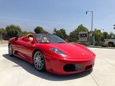 2007 Ferrari 430 2dr Convertible Spider