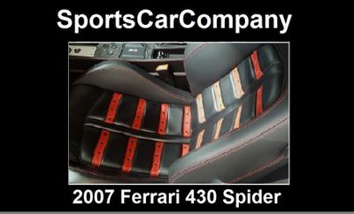 2007 Ferrari 430 SPIDER  - Click to see full-size photo viewer