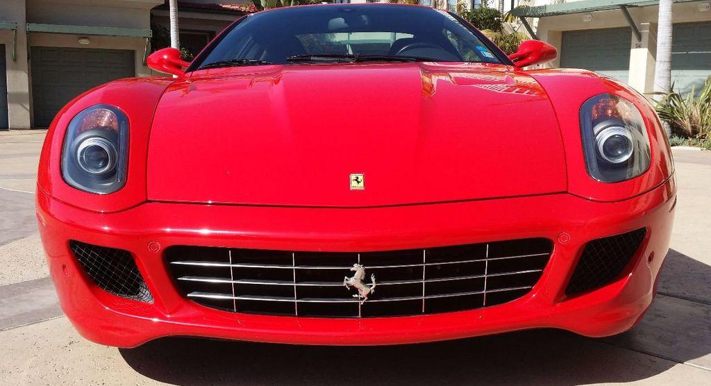 2007 Ferrari 599 GTB Fiorano 2dr Coupe - 15480049 - 9