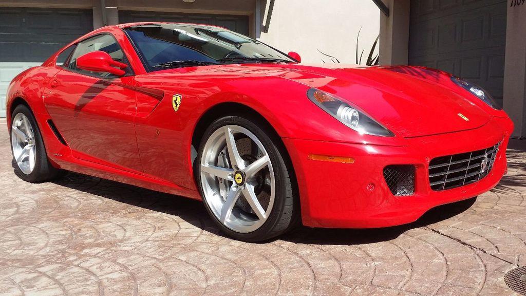 2007 Ferrari 599 GTB Fiorano 2dr Coupe - 15480049 - 10