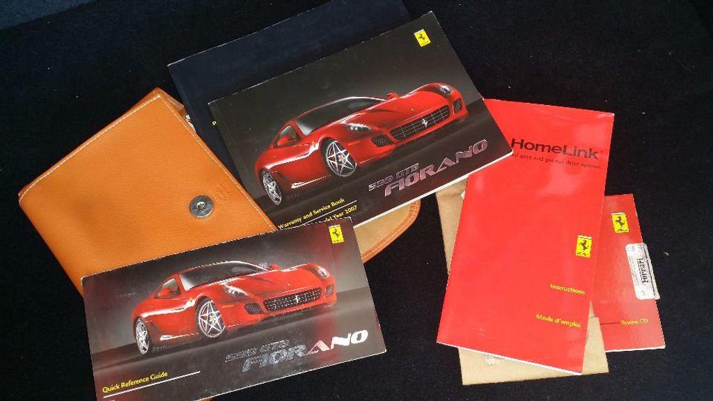 2007 Ferrari 599 GTB Fiorano 2dr Coupe - 15480049 - 12