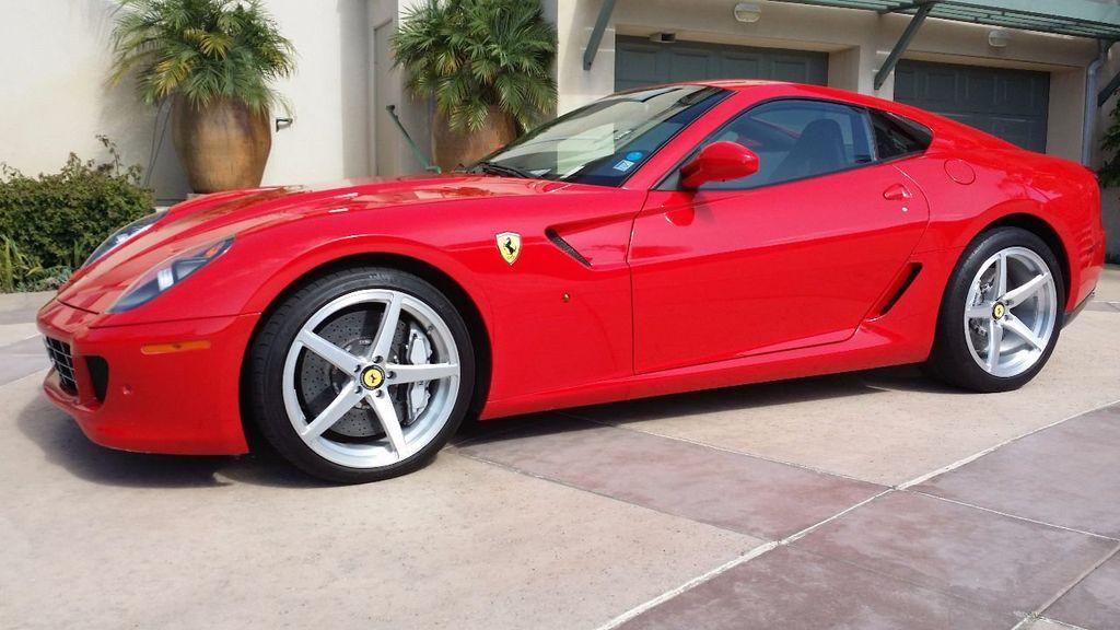 2007 Ferrari 599 GTB Fiorano 2dr Coupe - 15480049 - 2