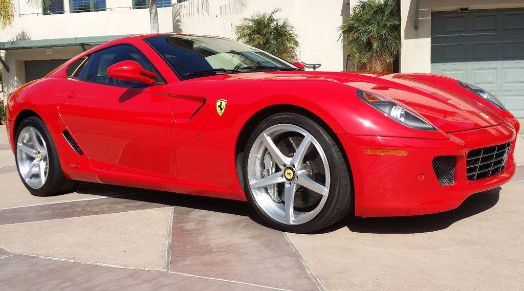 2007 Ferrari 599 GTB Fiorano 2dr Coupe - 15480049 - 40
