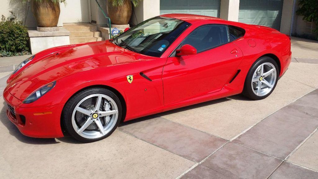 2007 Ferrari 599 GTB Fiorano 2dr Coupe - 15480049 - 41