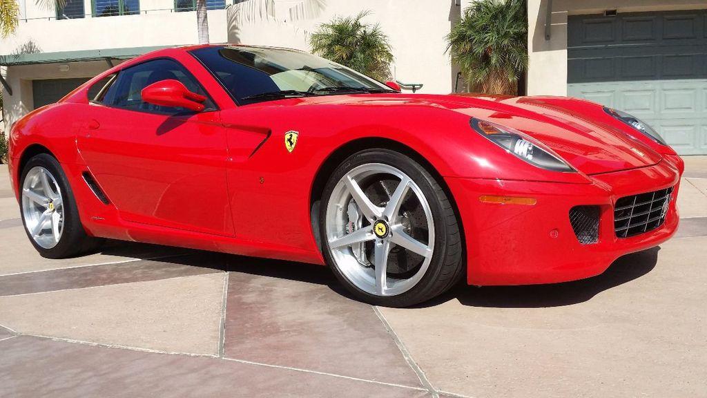2007 Ferrari 599 GTB Fiorano 2dr Coupe - 15480049 - 44
