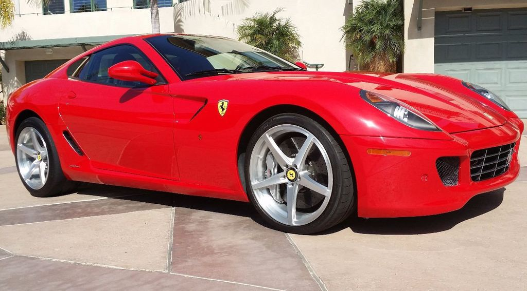 2007 Ferrari 599 GTB Fiorano 2dr Coupe - 15480049 - 48