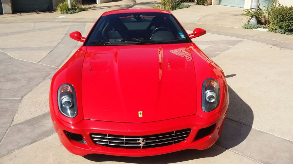 2007 Ferrari 599 GTB Fiorano 2dr Coupe - 15480049 - 54