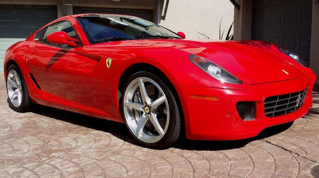 2007 Ferrari 599 GTB Fiorano 2dr Coupe - 15480049 - 60