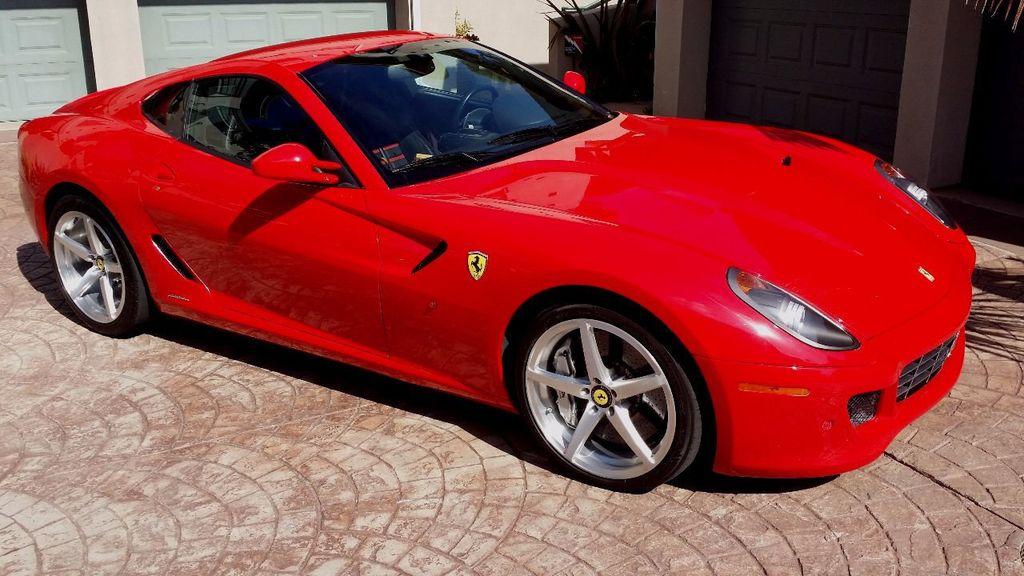 2007 Ferrari 599 GTB Fiorano 2dr Coupe - 15480049 - 62