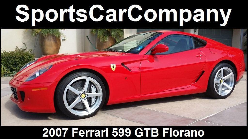 2007 Ferrari 599 GTB Fiorano 2dr Coupe - 15480049 - 65