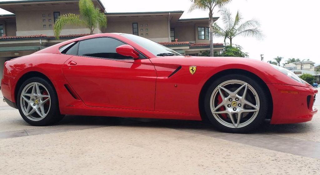 2007 Ferrari 599 GTB Fiorano 2dr Coupe - 15816605 - 24
