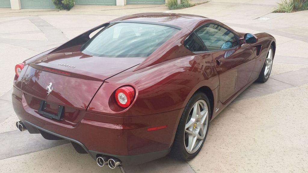 2007 Ferrari 599 GTB Fiorano 2dr Coupe - 17081000 - 9