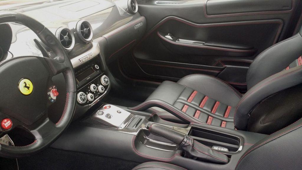 2007 Used Ferrari 599 GTB Fiorano 2dr Coupe at Sports Car Company, Inc. Serving La Jolla, IID ...