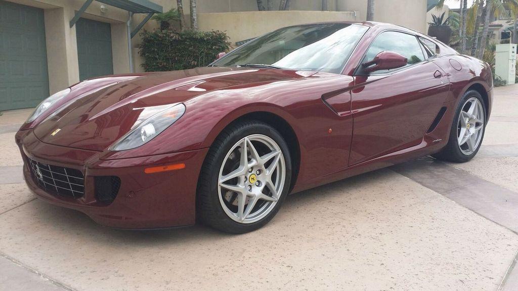 2007 Ferrari 599 GTB Fiorano 2dr Coupe - 17081000 - 46