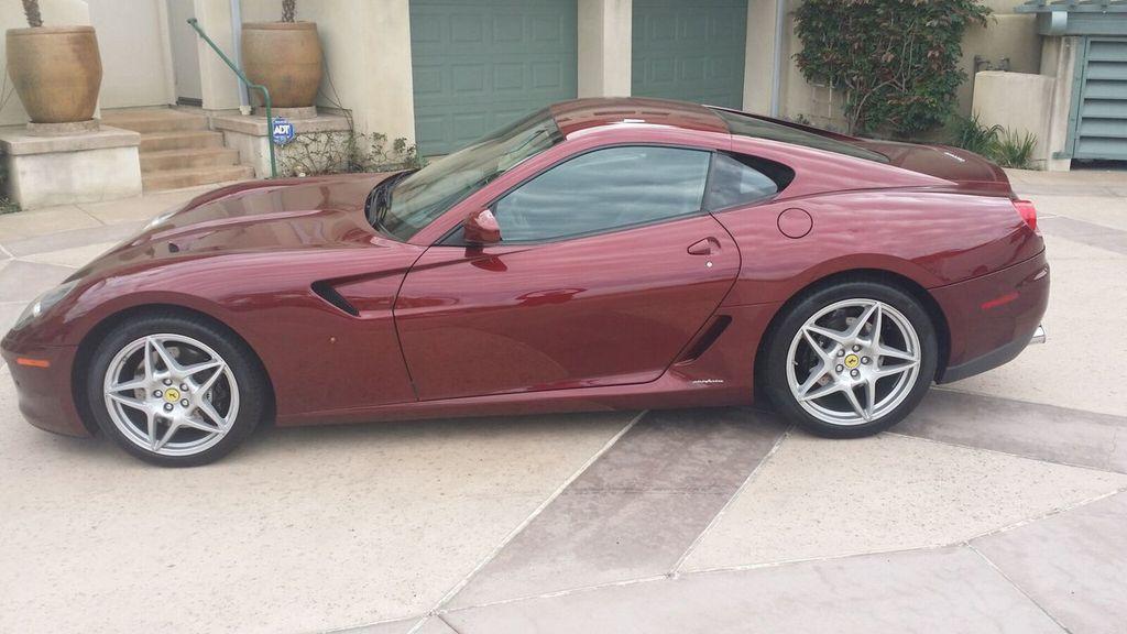 2007 Ferrari 599 GTB Fiorano 2dr Coupe - 17081000 - 4