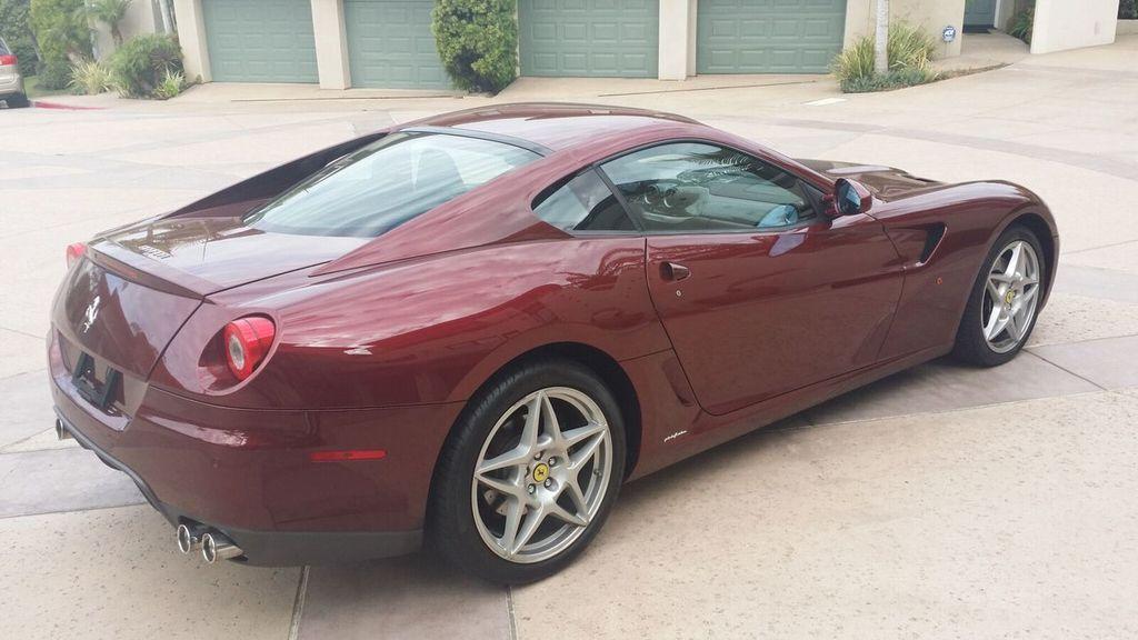 2007 Ferrari 599 GTB Fiorano 2dr Coupe - 17081000 - 5