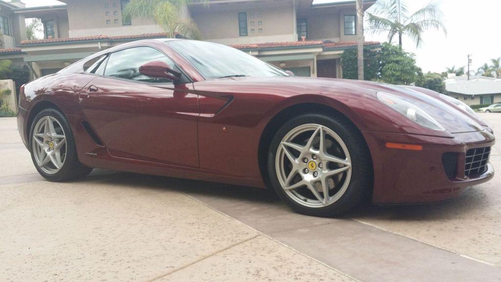 2007 Ferrari 599 GTB Fiorano 2dr Coupe - 17081000 - 7
