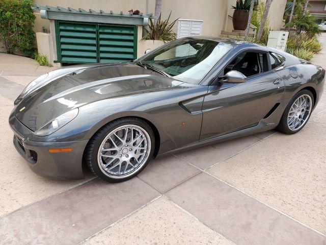 2007 Used Ferrari 599 Gtb Fiorano 2dr Coupe At Sports Car Company Inc Serving La Jolla Ca Iid 19188312